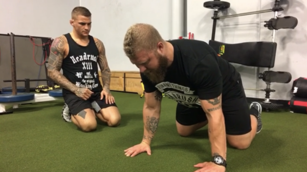 Out of Camp MMA Strength & Conditioning Triphasic Program 2