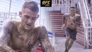 Dustin Poirier's Elite MMA Bodyweight Workout 1