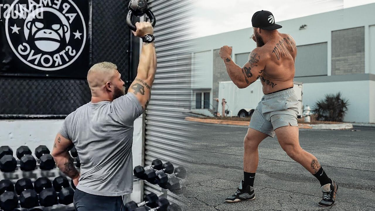 exercises to increase knockout power