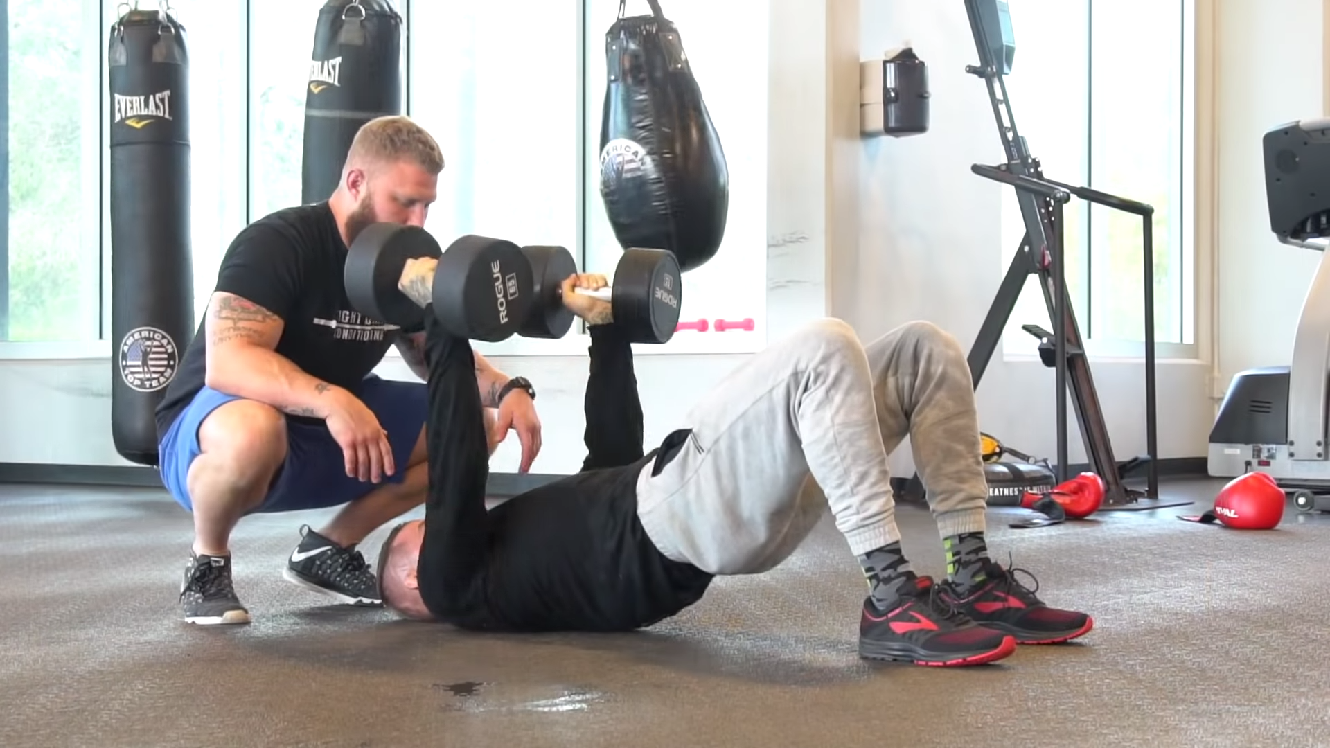 How to Increase Strength For Boxing and MMA Performance 3