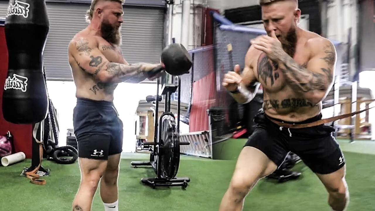 increase explosive power for boxing