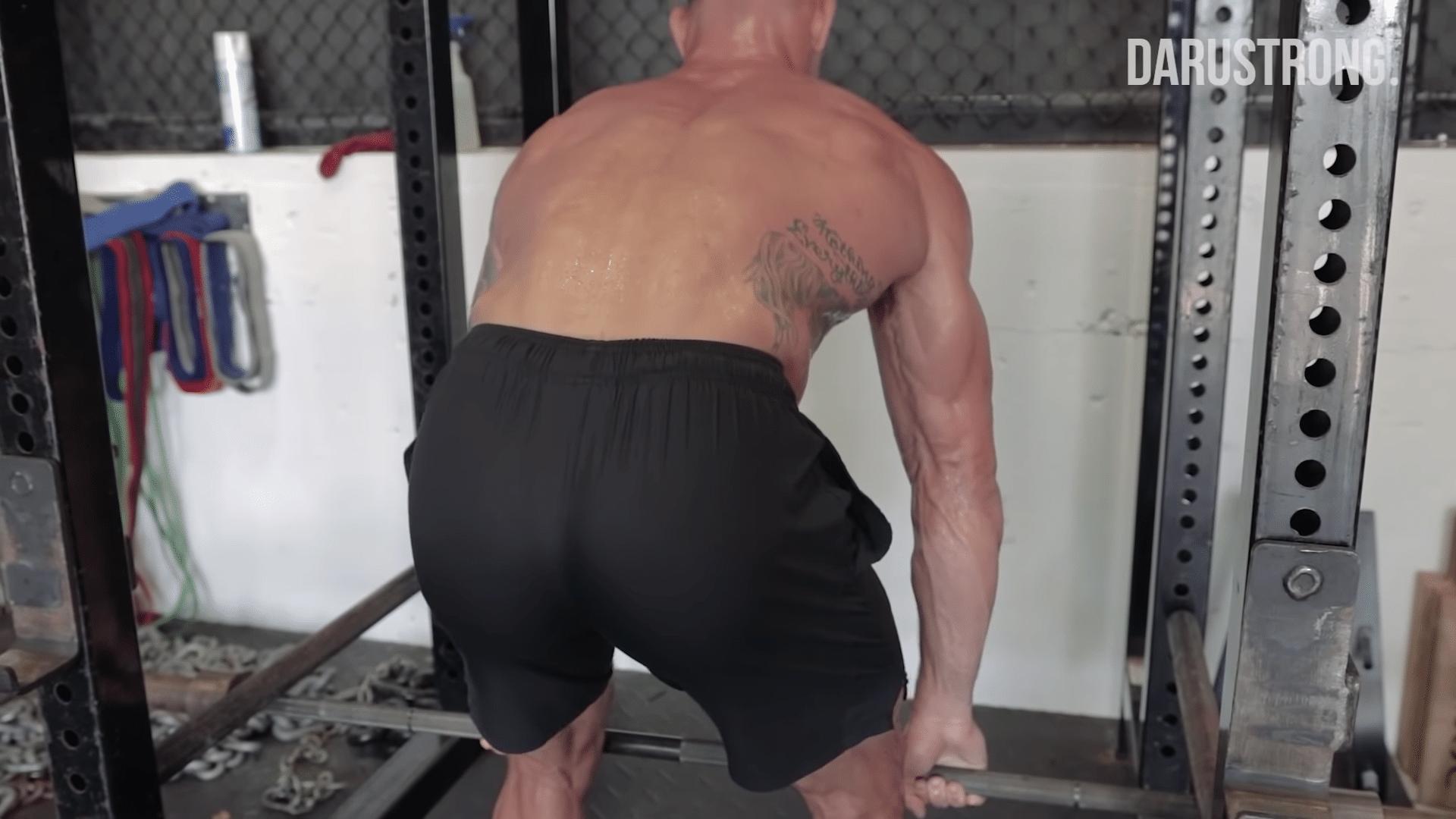 isometric strength