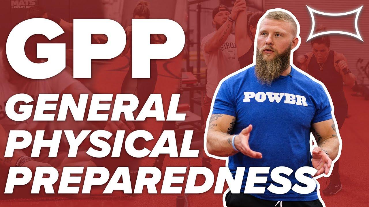 general physical preparedness
