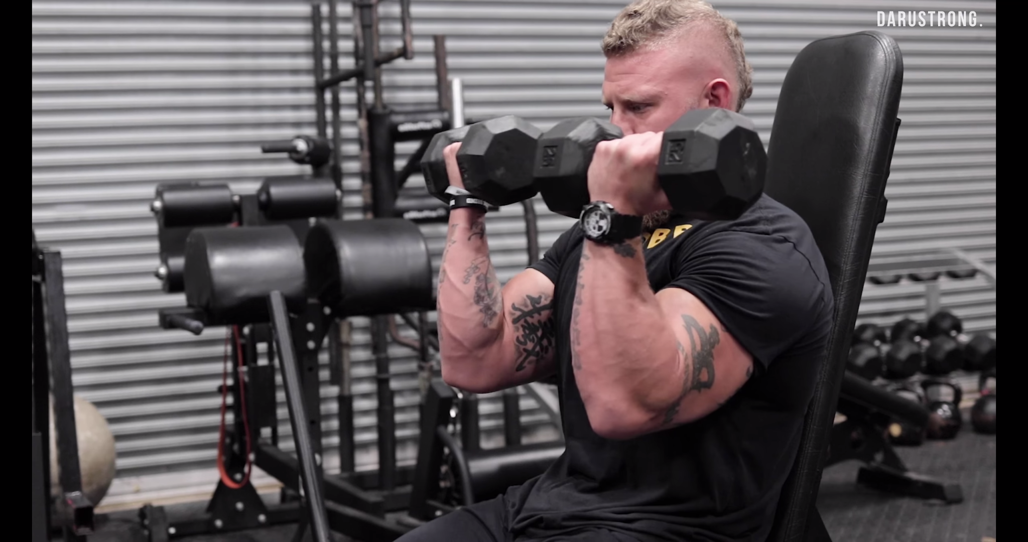 4 Arm Exercises to Increase Punching Power 7