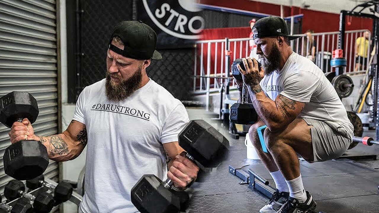 dumbbell exercises for combat sports