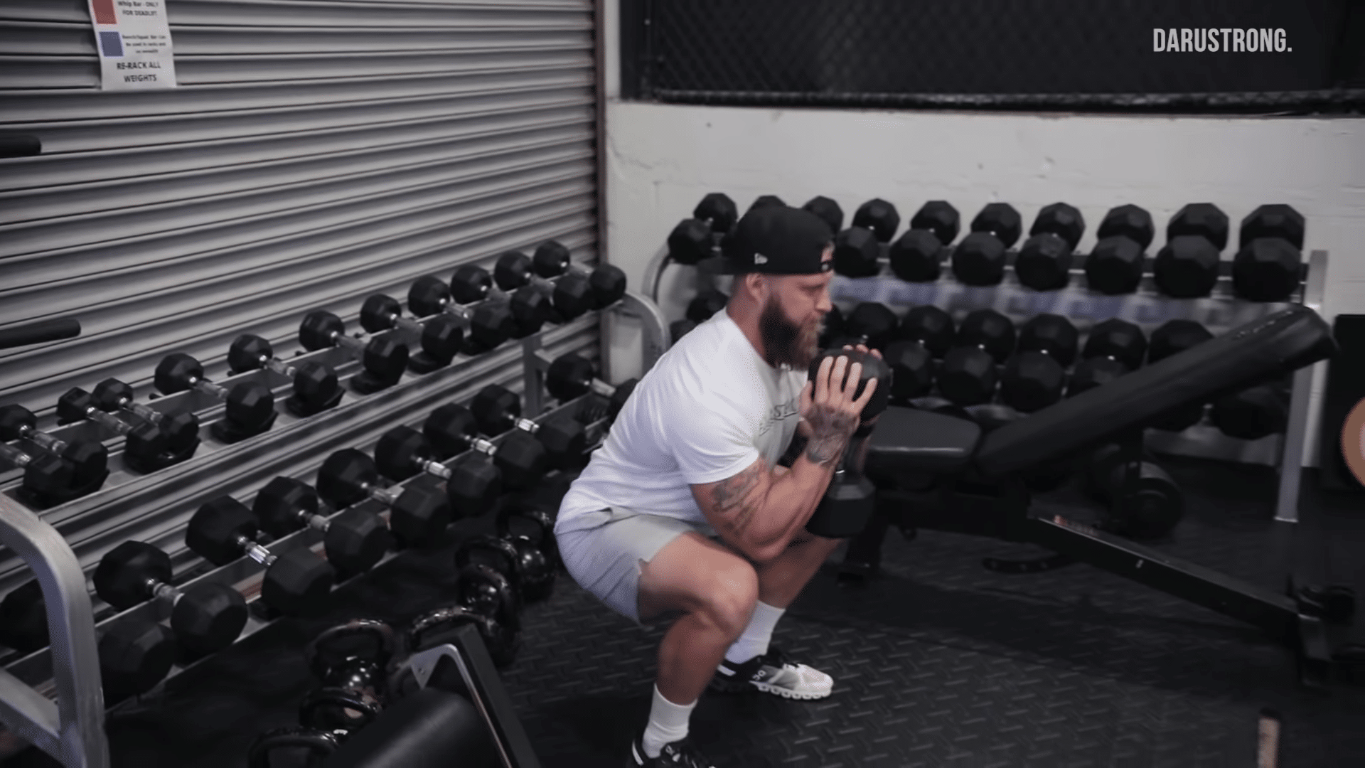 8 Best Dumbbell Exercises for Combat Sports Performance 1