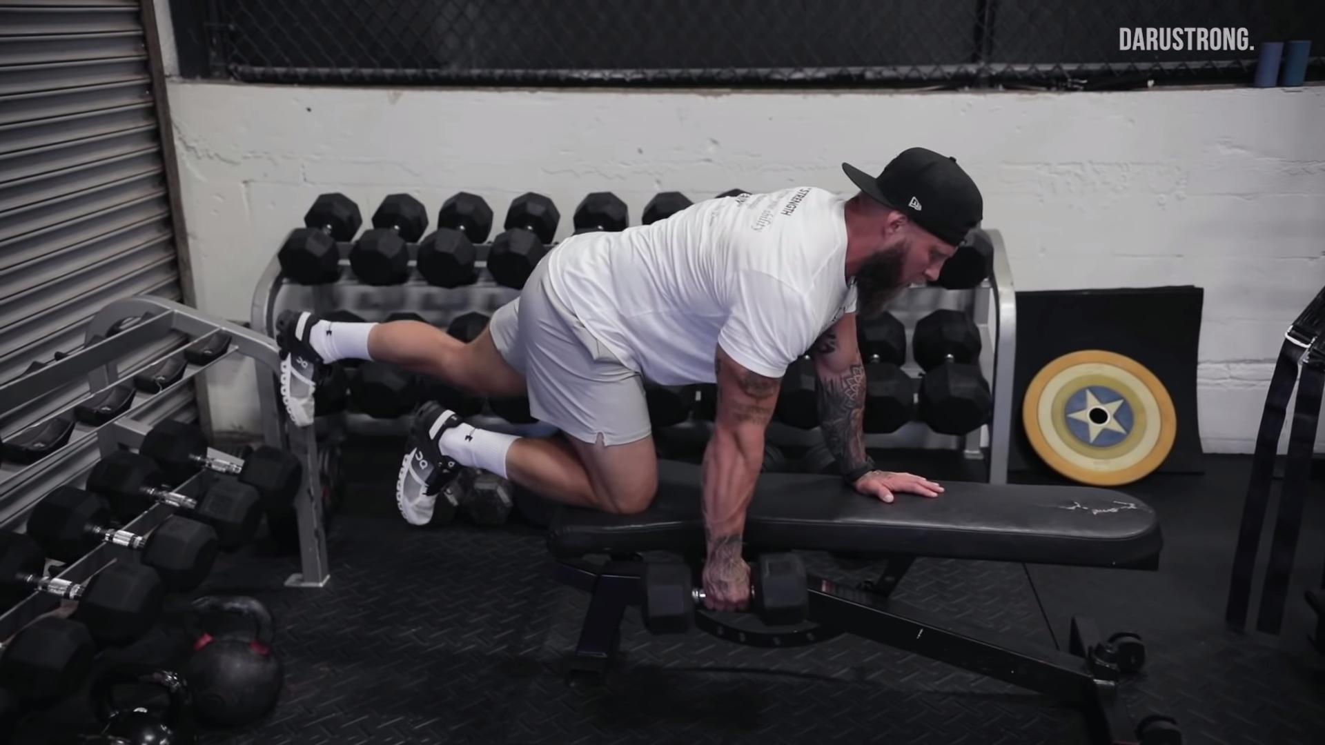 8 Best Dumbbell Exercises for Combat Sports Performance 8