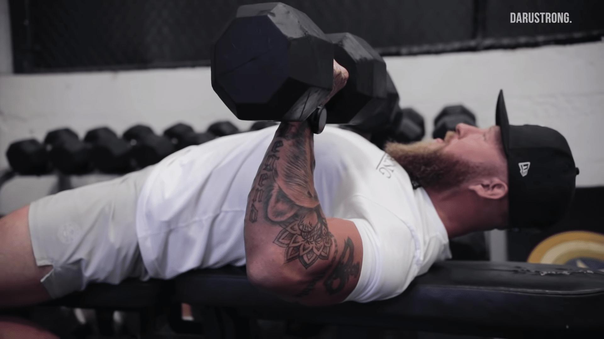 8 Best Dumbbell Exercises for Combat Sports Performance 3
