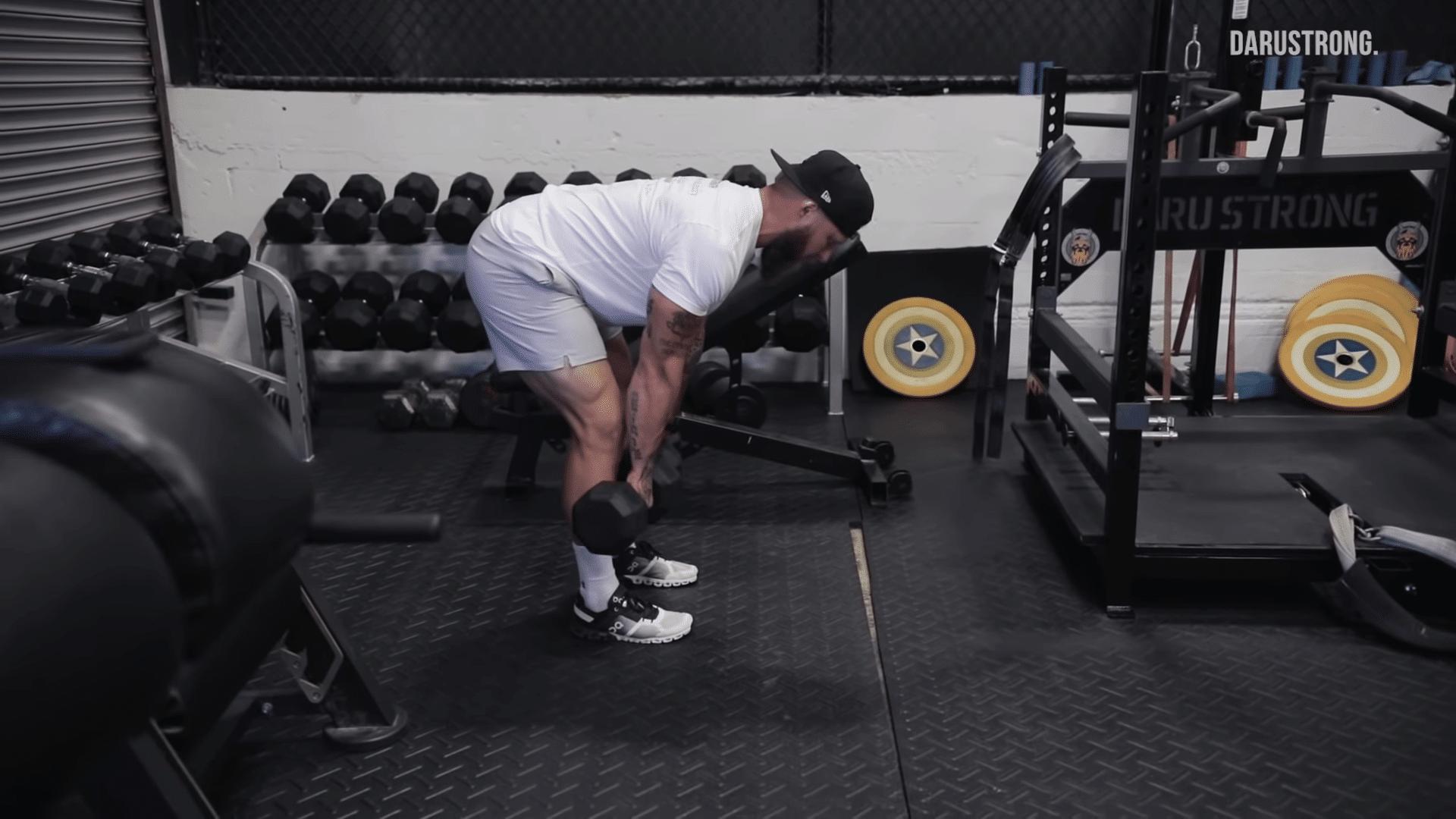 8 Best Dumbbell Exercises for Combat Sports Performance 2