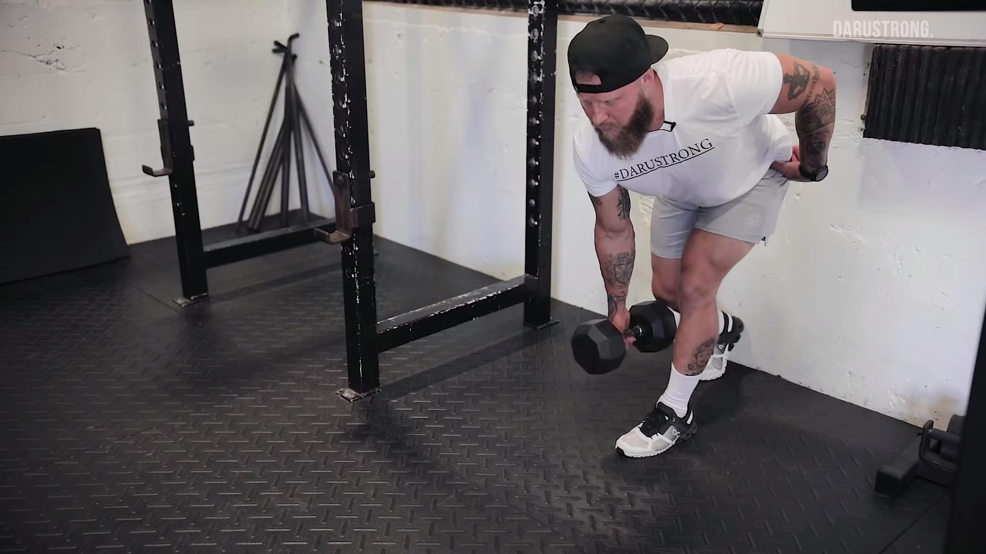 8 Best Dumbbell Exercises for Combat Sports Performance 6