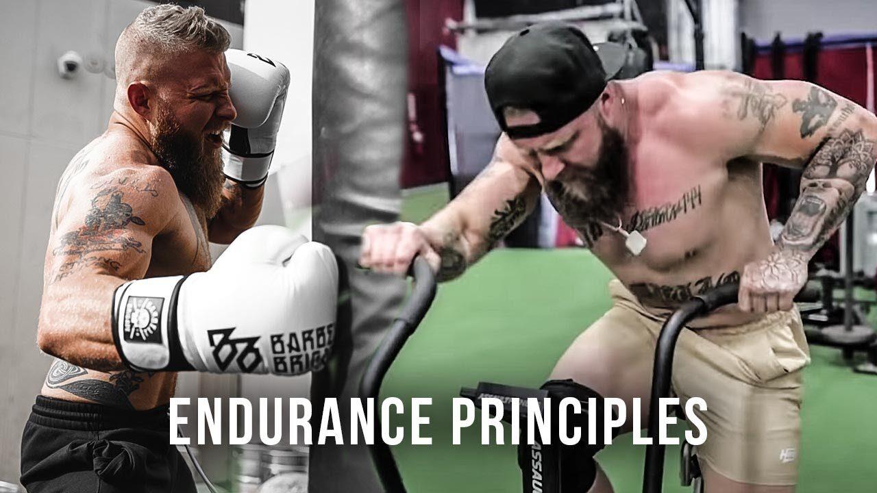 endurance training for mma